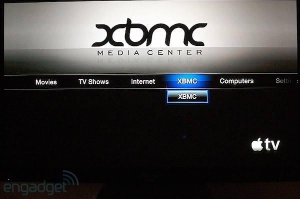 XBMC on the new Apple TV