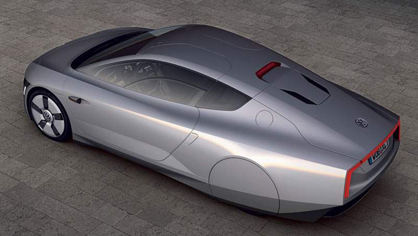 VW Hyper-efficient XL1