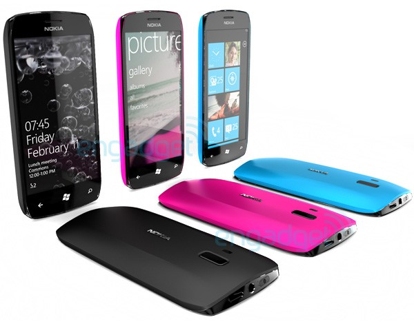 Телефон Nokia на Windows Phone 7