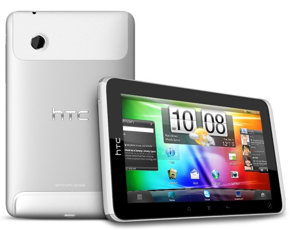 HTC launches 1.5GHz, 7-inch Flyer into the tablet wars
