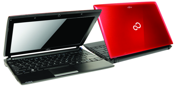 Fujitsu Unveils World First MeeGo Netbook