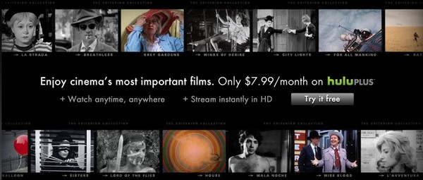 Criterion Collection now streaming on Hulu Plus, you can finally see how that Sanjuro v. Hanbei duel works out