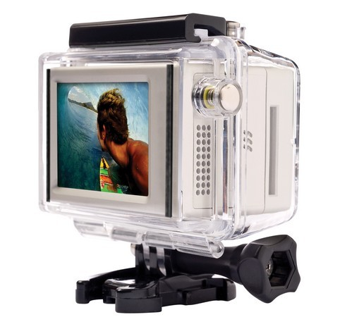 GoPro starts shipping $80 LCD BacPac for HD Hero, has no room for your lunch (video)