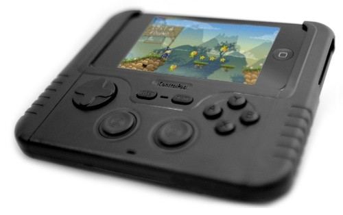 iControlPad finally available for order, phone gamers finally get physical controls