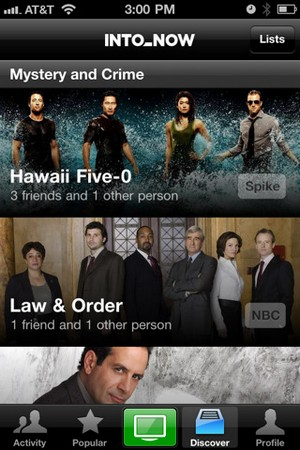 IntoNow app can tell what show you're watching, won't knock your Glee addiction (video)
