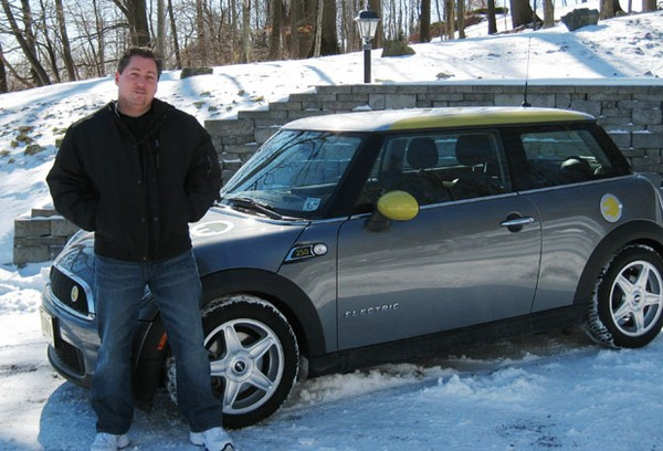 NJ Mini E owner with 50,000 miles logged dispels myth of cold weather battery woes
