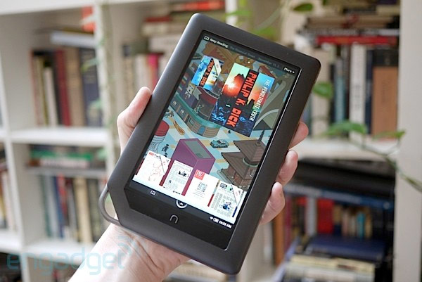 Barnes & Noble says Nook owns one quarter of US e-book market, we don't doubt it