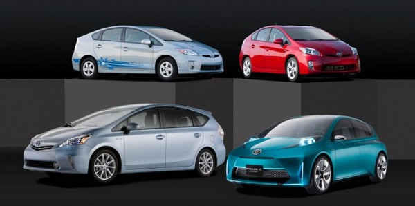 Toyota decrees the plural of 'Prius' is 'Prii,' your Latin teacher looks on admonishingly