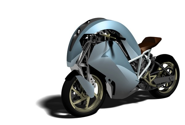 Agility Saietta unveiled, the electric sports bike with unconventional styling