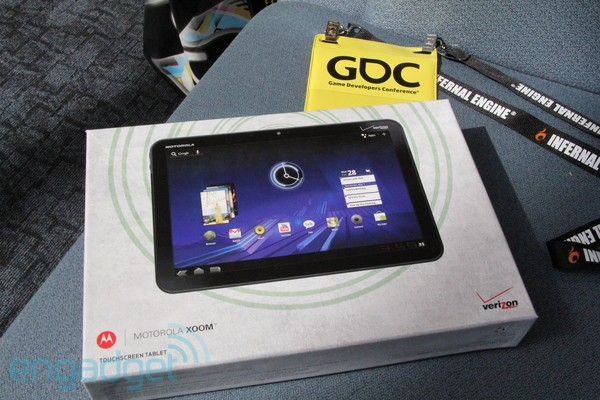Google regala netbook, smartphone e tablet alla GDC 2011 di San Francisco