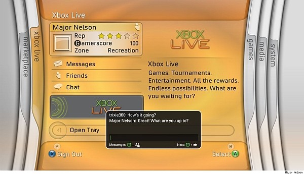 Xbox 360 Update Preview Program