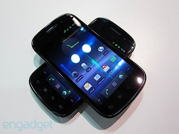 googlenexuss4ghandson Confirmed: ICS coming to the Nexus S in the next few weeks