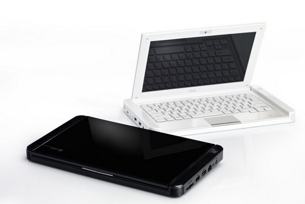Hercules re-invents the netbook again, launches 10-inch Linux- and A8-powered eCAFE