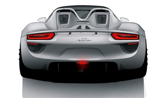 Porsche opens 918 Spyder plug-in supercar pre-orders, $845,000 gets you a ticket to ride