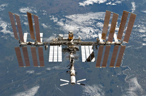 Watch Live: ISS emergency spacewalk to fix ammonia leak