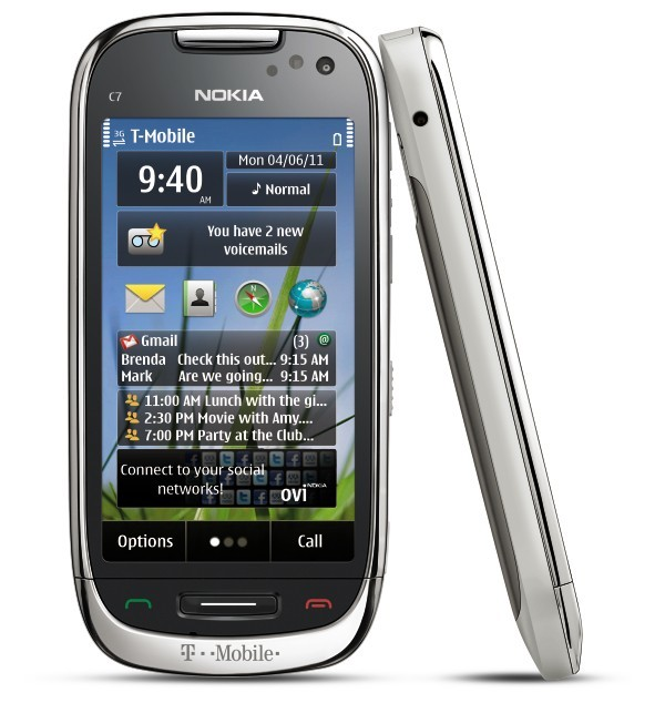 Nokia Astound launched for T-Mobile: $80 USD with a two-year contract