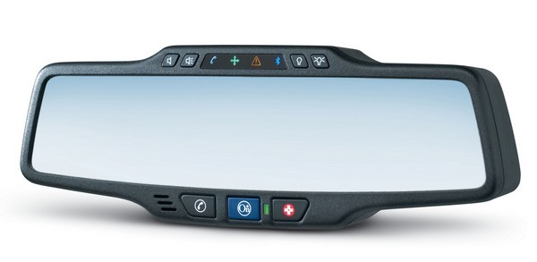 OnStar's aftermarket mirror to be called OnStar FMV, gets a new microphone