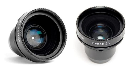 Lensbaby goes practical with aperture-adjustable Sweet 35 Optic
