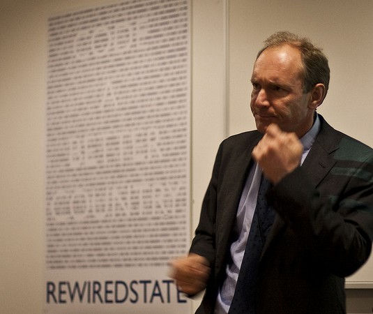 Sir Tim Berners-Lee signs up to protect net neutrality in UK, huzzah