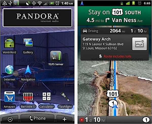 TetherGPS brings GPS navigation to Nook Color without Bluetooth