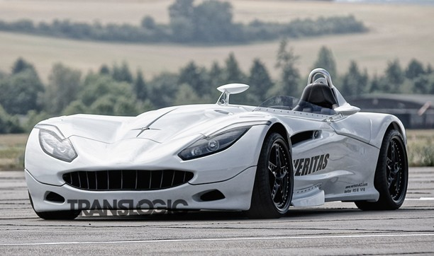 Veritas RSIII Roadster Hybrid melds technology with 600hp of muscle