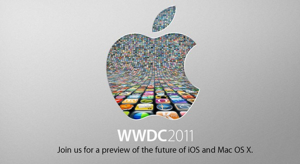 Apple's WWDC 2011 kicks off on June 6th