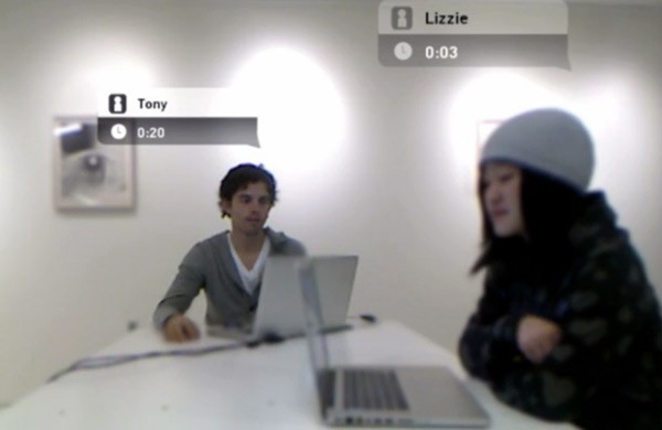 Kinect used to make teleconferencing actually kind of cool (video)