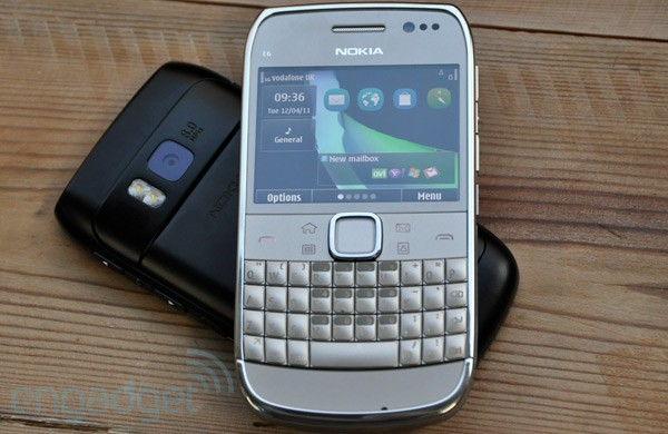 Nokia E6 First Hands On Updated With Video