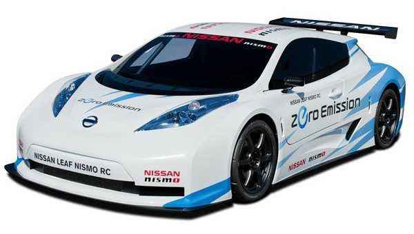 nissan leaf nismo rc swaps basic comforts for a carbon. Black Bedroom Furniture Sets. Home Design Ideas