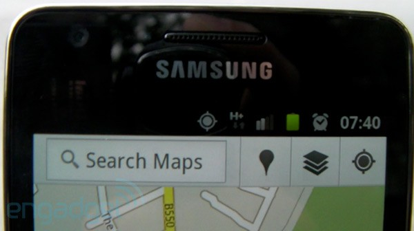 Samsung Galaxy S II GPS — it works, it really works! (video)