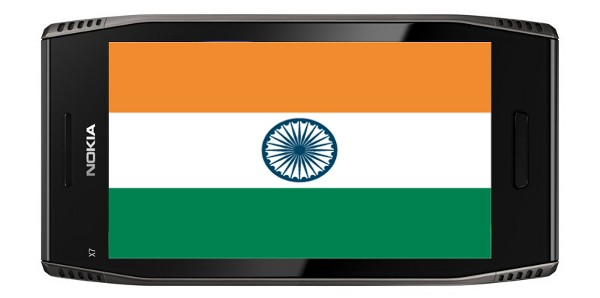 Nokia blocked in India