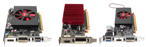 Radeon HD 6670, 6570, and 6450