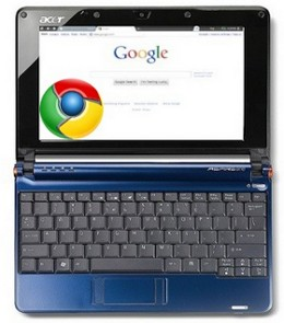 Acer Chrome OS Netbook