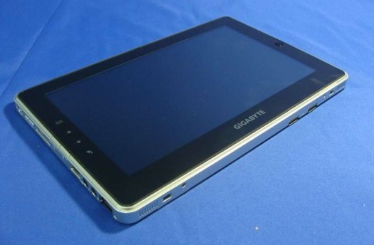 Gigabyte S1080 tablet