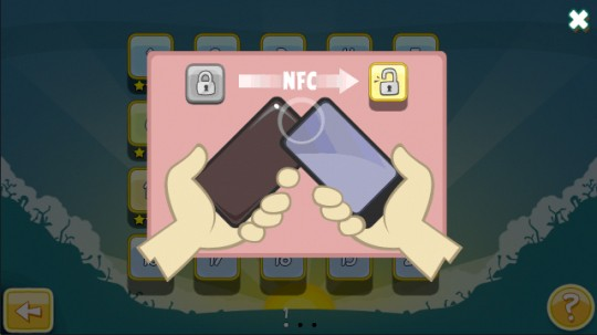 New NFC spec enables two-way communication, potentially makes Bump obsolete
