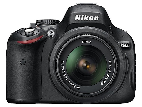 Nikon D5100 kit available at bestbuy
