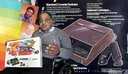 Jerry Lawson, creator of cartridge-based video game consoles, dies at 70