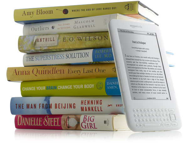 kindle library lending