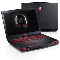 Alienware M18x appears on Dell's Canadian site, glares at you from afar