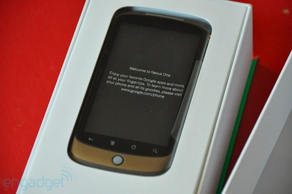 HTC releases Android 2.3 restore files for Nexus One ...