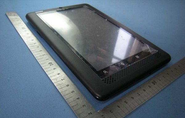 Viewsonic ViewBook 730, a 7-inch WiFi tablet, hits the FCC, gets the full teardown treatment