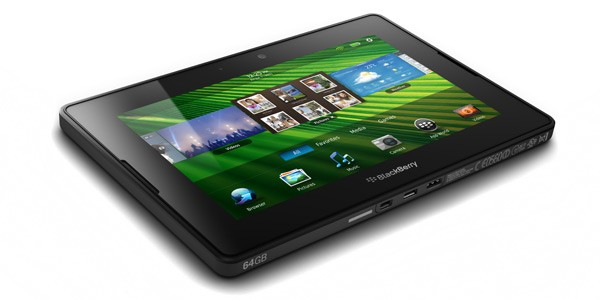 BlackBerry PlayBook to get Video Chat and Facebook Apps in May