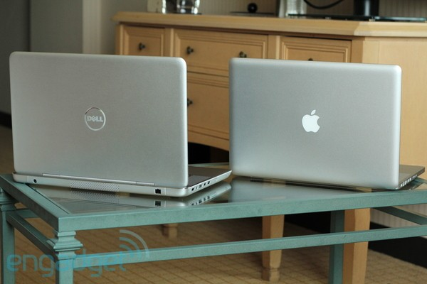 Dell XPS 15z vs Mac Book Pro 15""