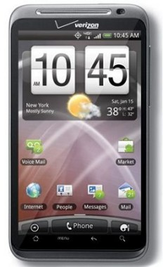 HTC Thunderbolt