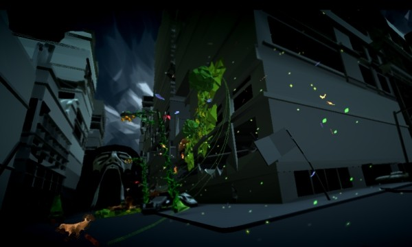 '3 Dreams of Black' is the trippiest WebGL interactive music video you've seen all day