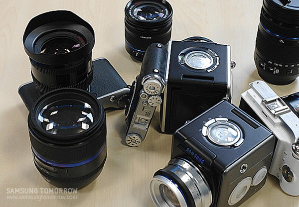 Samsung Medium Format Camera