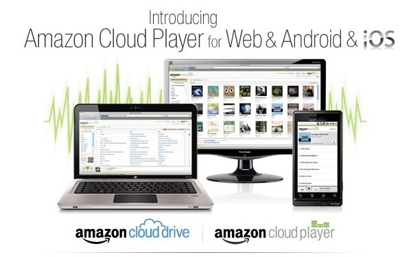 Amazon Cloud Player Streams Tunes to iOS