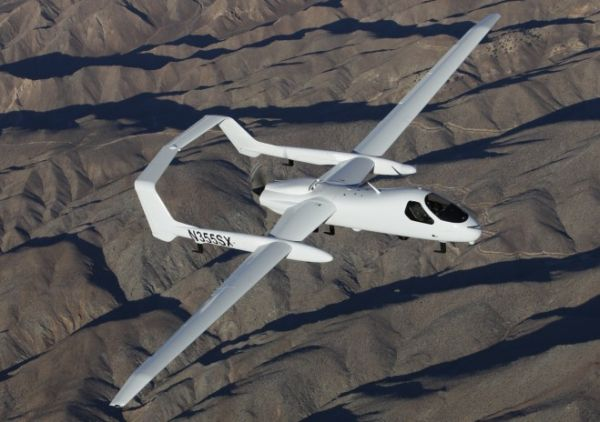 Scaled Composites and Northrop Grumman's new Firebird spy plane: pilot optional