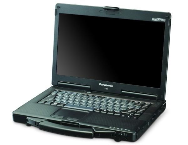 panasonic launches semi rugged toughbook cf 53 with. Black Bedroom Furniture Sets. Home Design Ideas