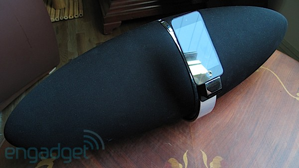 Bowers & Wilkins Zeppelin Air review